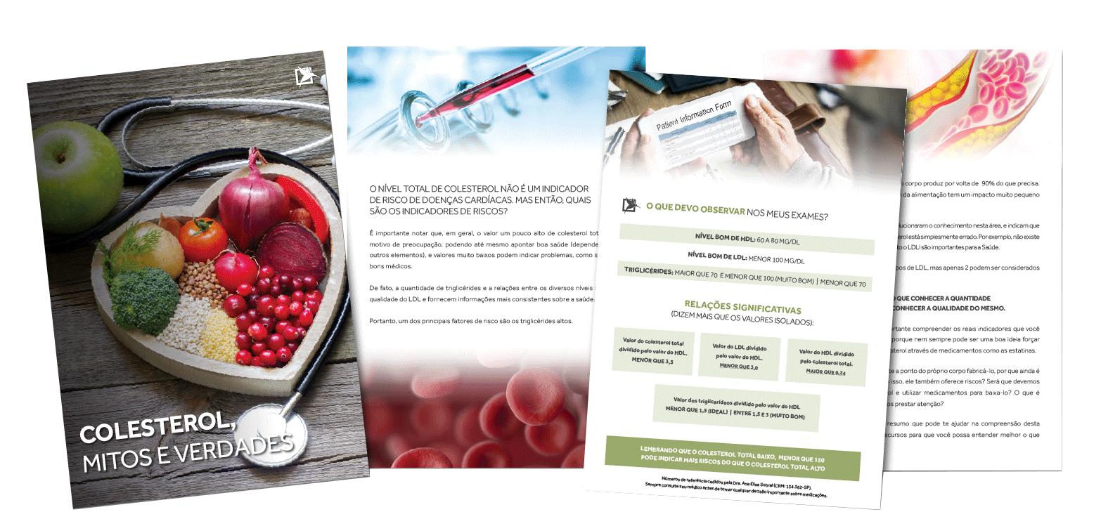 E-book Colesterol
